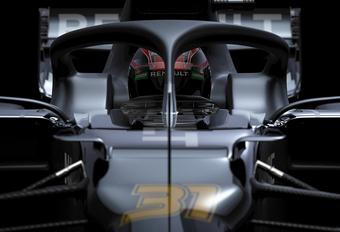F1 2020: Renault toont glimp van zwarte R.S.20 #1