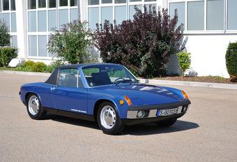 Porsche klaar voor een nieuwe 914? #1