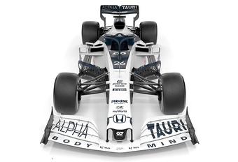 F1 2020: Toro Rosso wordt AlphaTauri, blijft Red Bull B #1