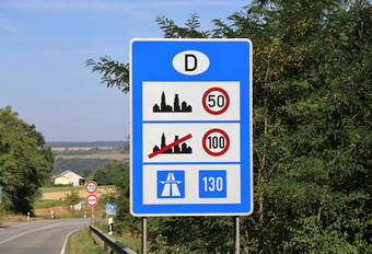 Le 130 km/h en Allemagne : rejeté (màj) #1