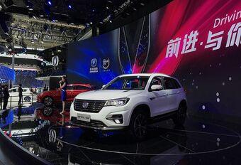 Coronavirus bedreigt de Beijing Auto Show #1