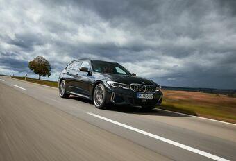 BMW M340d: ook als break #1