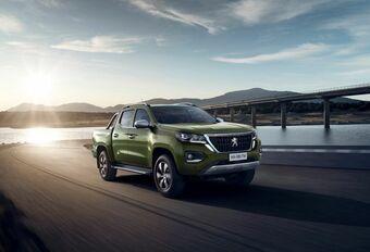 Peugeot Landtrek : pick-up pour 6 #1