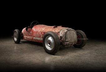 Deze Alfa Romeo 6C van Mussolini wordt gerestaureerd #1