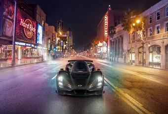 Czinger 21C is de Koenigsegg Regera te snel af #1