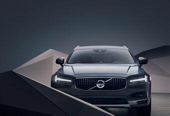 Facelift Volvo S90, V90 en V90 Cross Country: meer hybride varianten #1