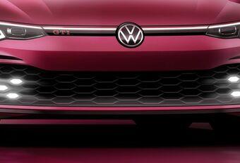 La Volkswagen Golf GTI confirmée pour Genève #1