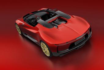 Bugatti toont geheime studiemodellen #1