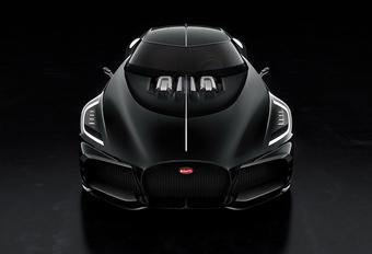 De geheime projecten van Bugatti: W16 GT #1