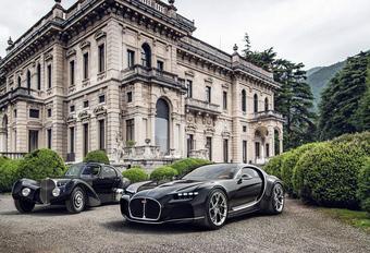 De geheime projecten van Bugatti: Atlantic #1