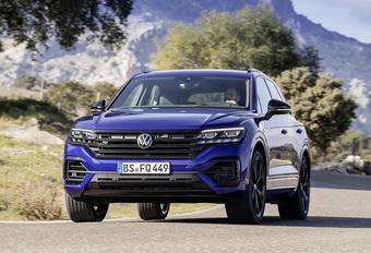 Volkswagen Touareg R : la plus puissante des VW et de ses hybrides #1