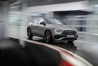 Mercedes-AMG GLA 45 (S) : le brin de folie #1