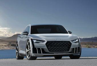 Périlleuse transition – Audi  #1