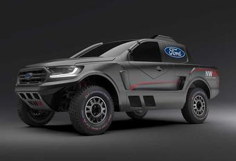 Ranger Raptor met V6-biturbo van de Ford GT #1