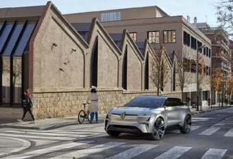 Renault Morphoz toont de modulariteit van morgen #1
