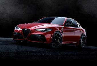 Alfa Romeo Giulia GTA: 100 kilo minder, 30 pk meer #1