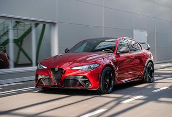 Nu officieel: Alfa Romeo Giulia GTA en GTAm met 540 pk! #1