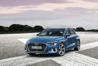 Officieel: Audi A3 Sportback #1