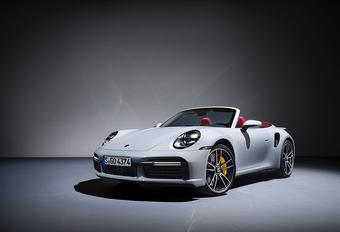 Porsche 911 992 Turbo S: 650 pk #1
