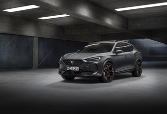 Cupra Formentor is er als benzine of PHEV #1