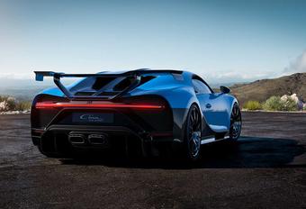 Bugatti Chiron gaat hardcore als Pur Sport #1