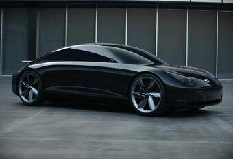 Hyundai Prophecy Concept : aux joysticks #1