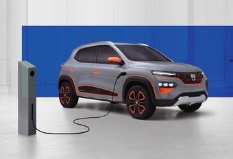 Dacia Spring is elektrisch, haalt 200 km en komt in 2021 #1
