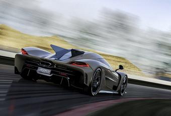 Koenigsegg gaat voor alle records met de Jesko Absolut #1