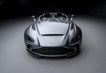 Aston Martin V12 Speedster : titilleur des 5 sens #1