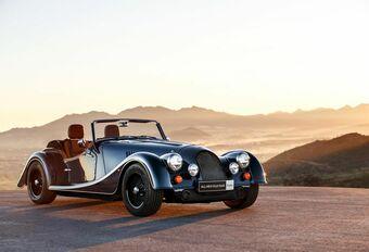 Morgan Plus Four krijgt nieuw platform en BMW-viercilinder #1