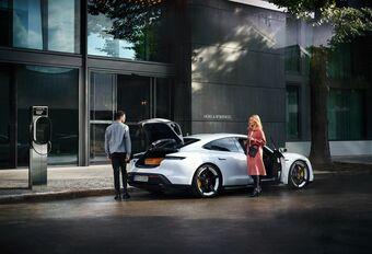 Porsche offrira des charges gratuites #1