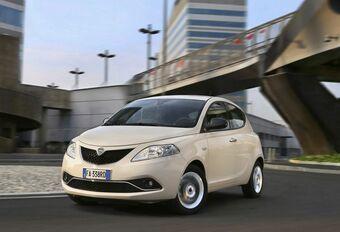 Lancia Ypsilon Hybrid : uniquement en Italie #1