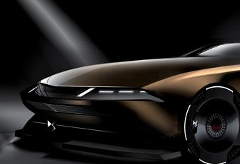 DS viert 50 jaar Citroën SM met designwedstrijd #1