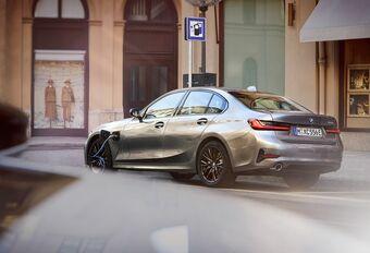 BMW en électrique dans des zones spéciales en Belgique #1