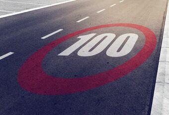 100 km/h sur l'autoroute : les Belges n'en veulent pas #1