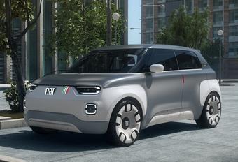 Confirmé : la Fiat Centoventi préfigure la Panda électrique #1
