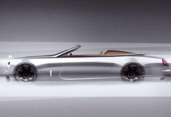 Rolls-Royce Dawn Silver Bullet : exclusive #1
