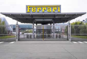 Ferrari stoppe sa production comme Fiat et d'autres aussi #1