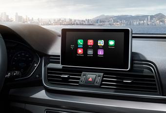 Apple Carplay en Android Auto gevaarlijker dan dronken rijden #1