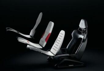 Porsche: 3D-geprinte stoelen #1