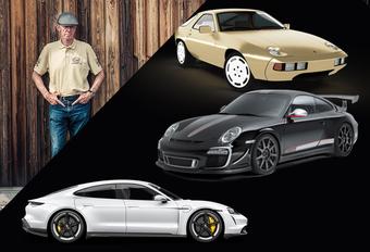 Rallylegende Walter Röhrl toont zijn persoonlijke Porsche #1