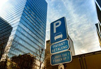 Confinement : contrôle du parking suspendu dans certaines communes #1