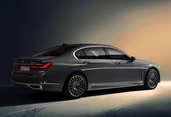 Opvolger BMW 7 Reeks wordt elektrische luxelimousine #1