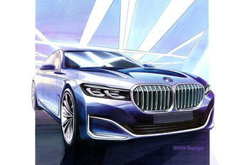 BMW Série 7 : le top en électrique #1