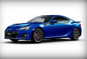 Subaru BRZ stilletjes op pensioen als Final Edition #1
