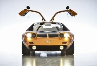 Mercedes C 111: showstopper #1