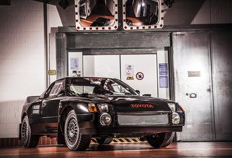 Le saviez-vous ? Toyota voulait gagner des rallyes avec la MR2 #1