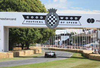 Goodwood Festival of Speed: uitgesteld #1