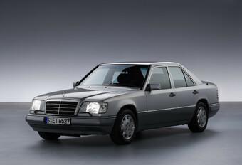 THROWBACK: Mercedes W124 (1986 - 1993) #1