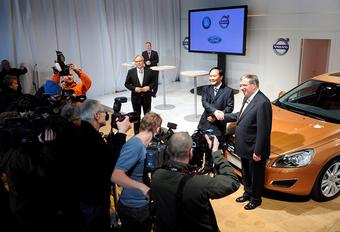 Volvo célèbre ses 10 ans chez Geely #1
